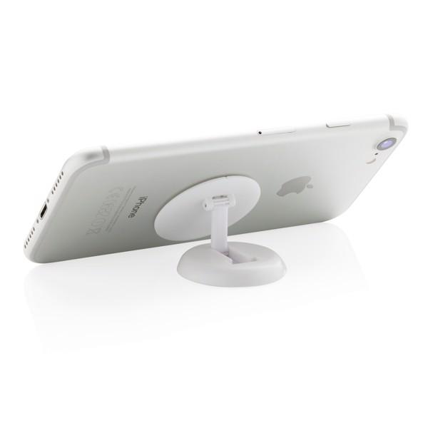 Stick 'n Hold telefon állvány - Fehér