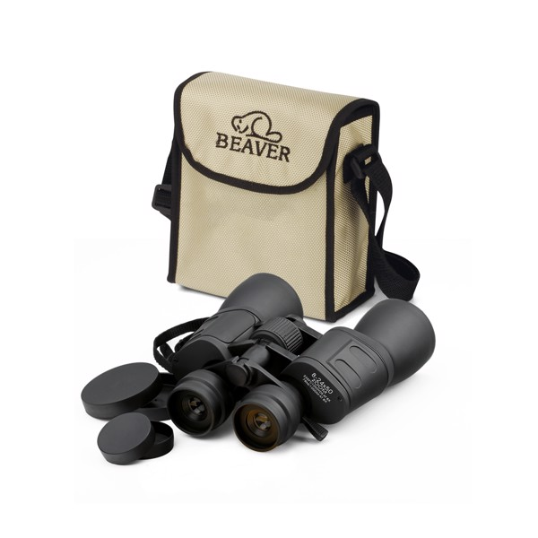 WESTON. Rubber binoculars