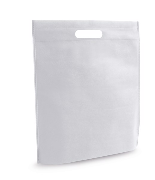 STRATFORD. Non-woven bag - White