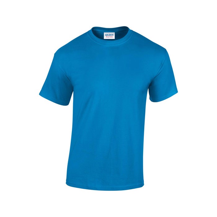 Heavy t-shirt 185 g/m² Heavy T-Shirt 5000 - Sapphire / XXL
