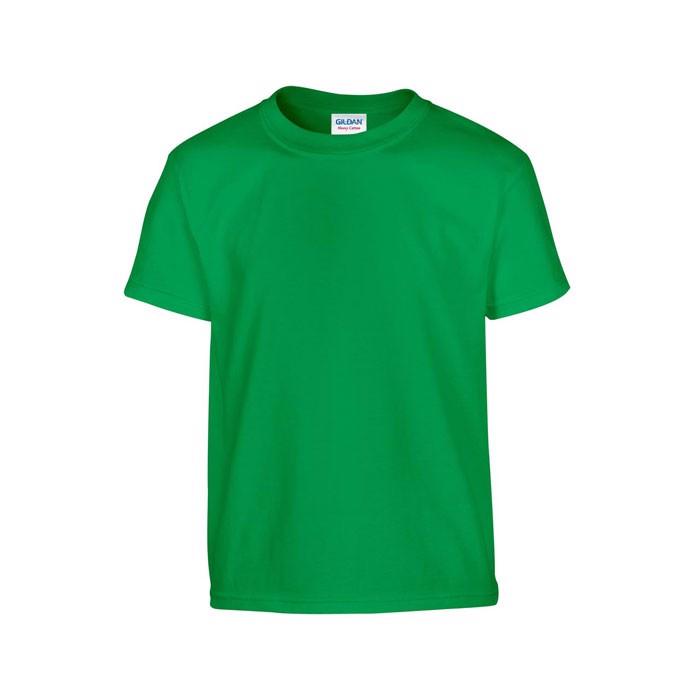 Youth t-shirt 185 g/m² Heavy Youth T-Shirt 5000B - Irish Green / XS