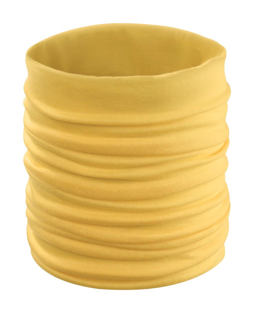 Víceúčelový Šátek Cherin - Žlutá