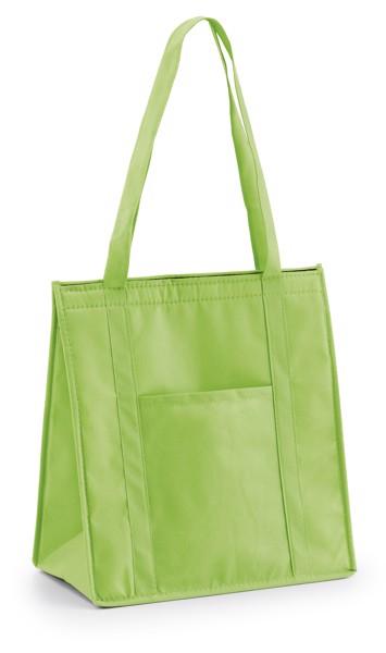 ROTTERDAM. Cooler bag 10 L - Light Green