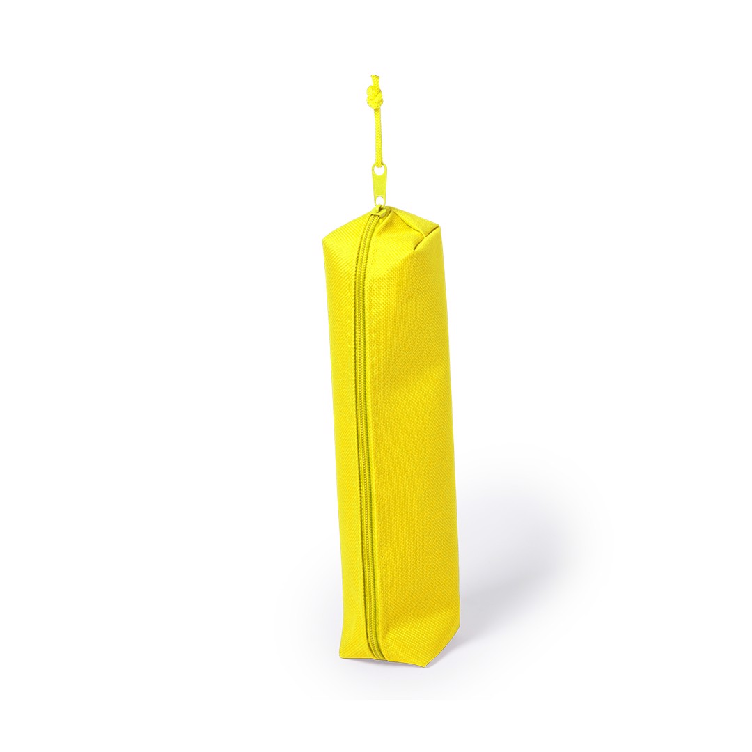 Estojo Atecax - Amarelo