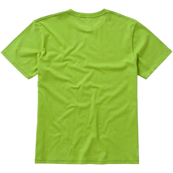 Nanaimo short sleeve men's t-shirt - Apple Green / L