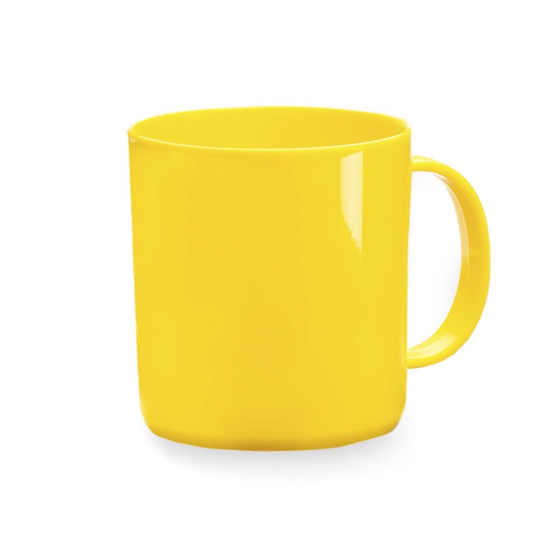 Chávena Witar - Amarelo
