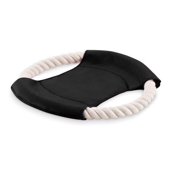 Dog frisbee Dogbee - Black