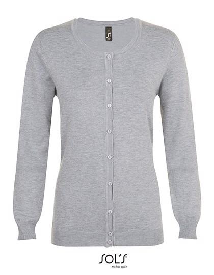 Griffin Sweater - Grey Melange / XS