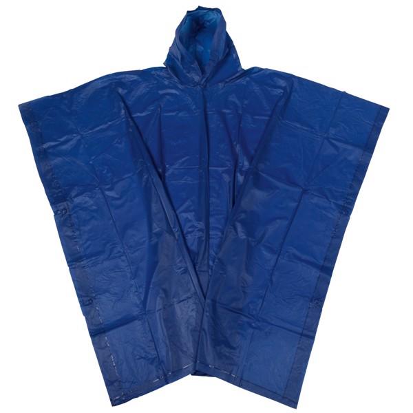 Pláštěnka Pončo Always Protect / Modrá