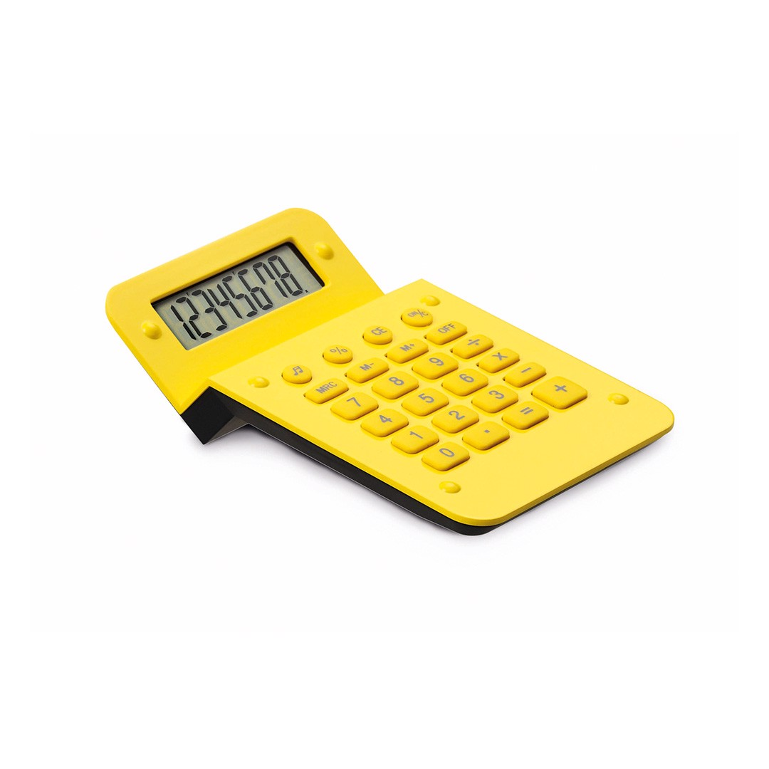 Calculadora Nebet - Amarelo