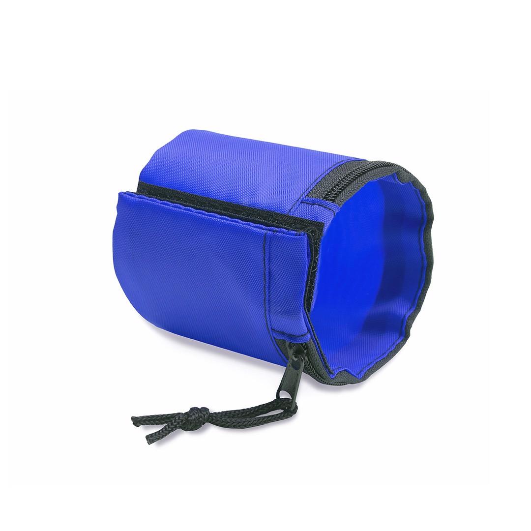 Muñequera Portamascarillas Benix - Azul