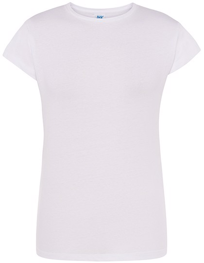 Regular Lady Comfort T-Shirt - White / XXL