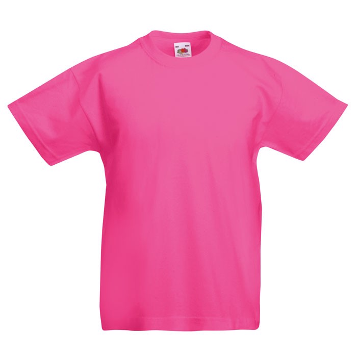 Kids t-shirt 165 g/m² Kids Value Weight 61-033-0 - Fuchsia / M