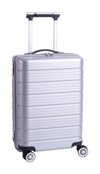 Geantă Trolley Silmour - Argintiu
