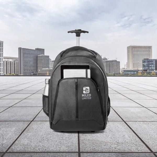 EINDHOVEN. Τσάντα laptop 15'6'' με ροδάκια