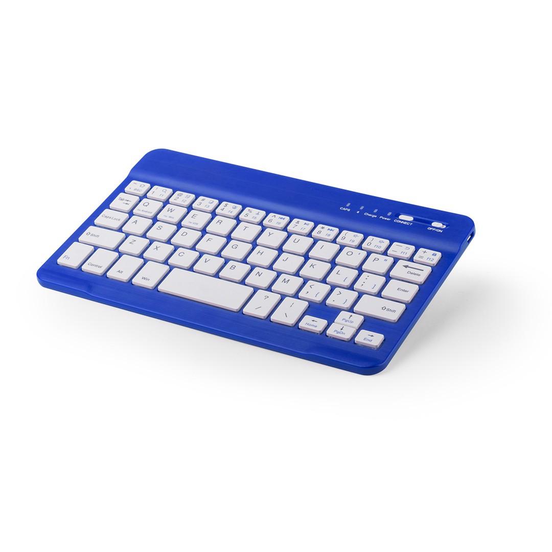Teclado Volks - Azul / ESP
