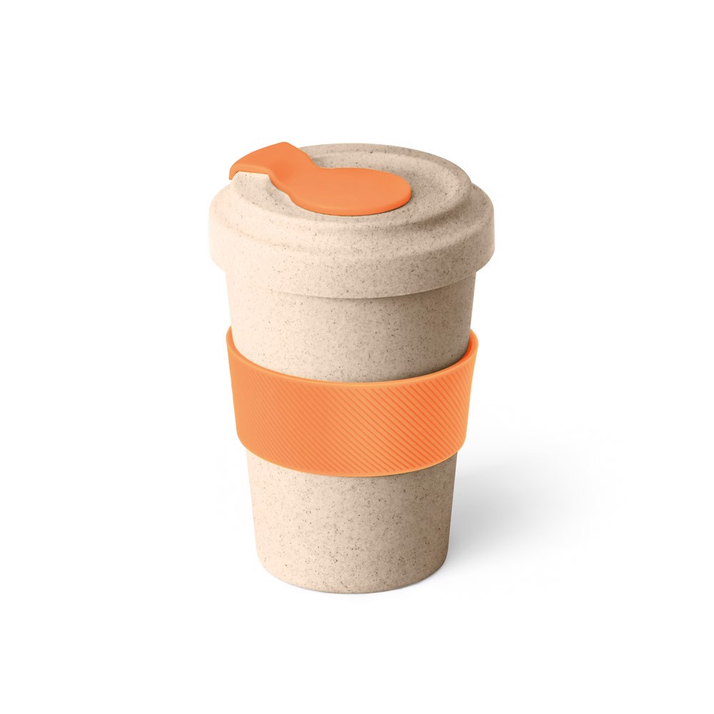 CANNA. Travel cup 500 ml - Orange