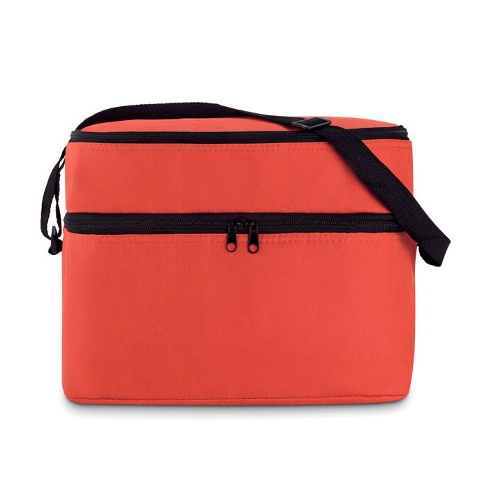 Chladící taška Casey - red