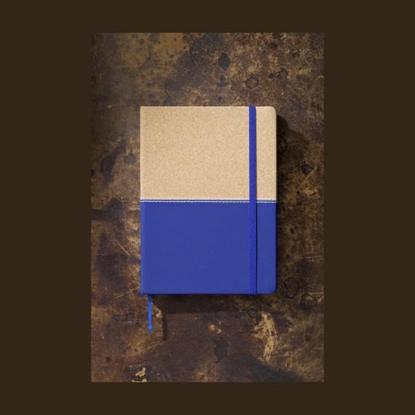 Journal notebook - Blue