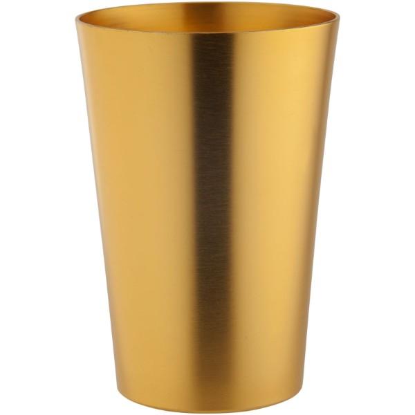 Pivní sklenice Glimmer - Zlatá