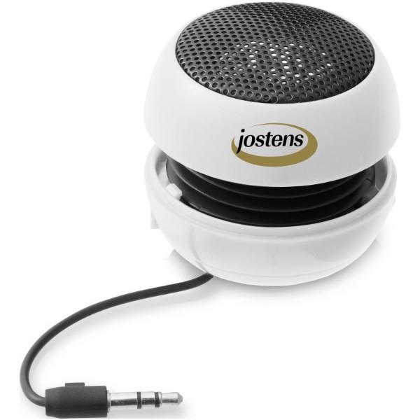 Ripple expandable speaker - White