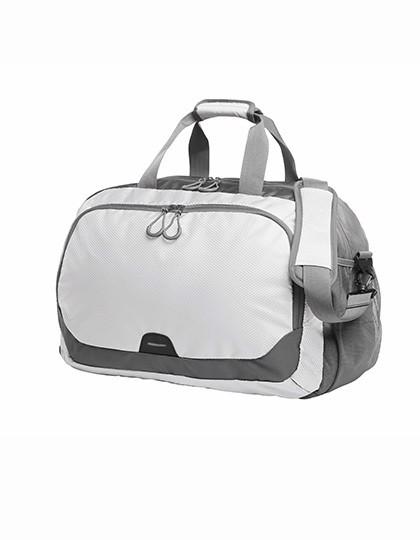 Sport / Travel Bag Step M - White