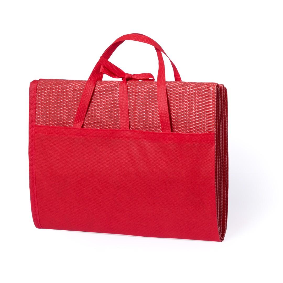 Esterilla Kassia - Rojo