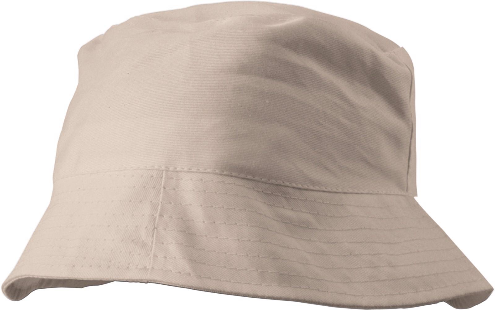 Cotton sun hat - Khaki