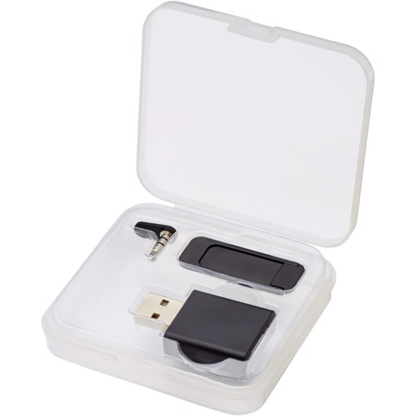 """Kit de privacidad """"Incognito"""""""