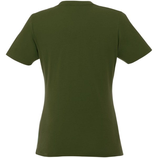 Heros short sleeve women's t-shirt - Army green / M