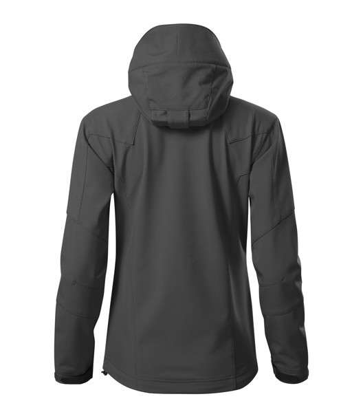 Softshellová bunda dámská Malfini Nano - Ocelově Šedá / L