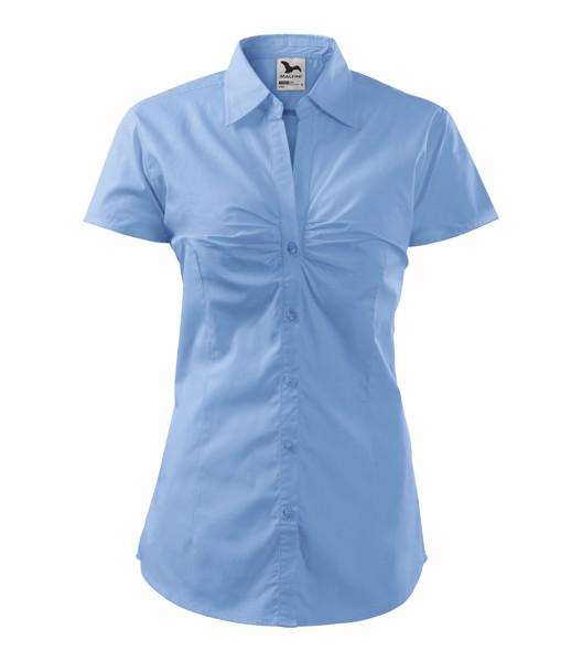 Shirt women's Malfini Chic - Sky Blue / XL
