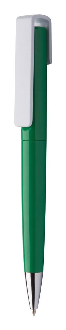 Kuličkové Pero Cockatoo - Zelená