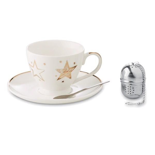 Teacup set in gift box Minna