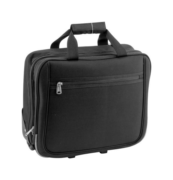 Trolley Bag Cubic - Black