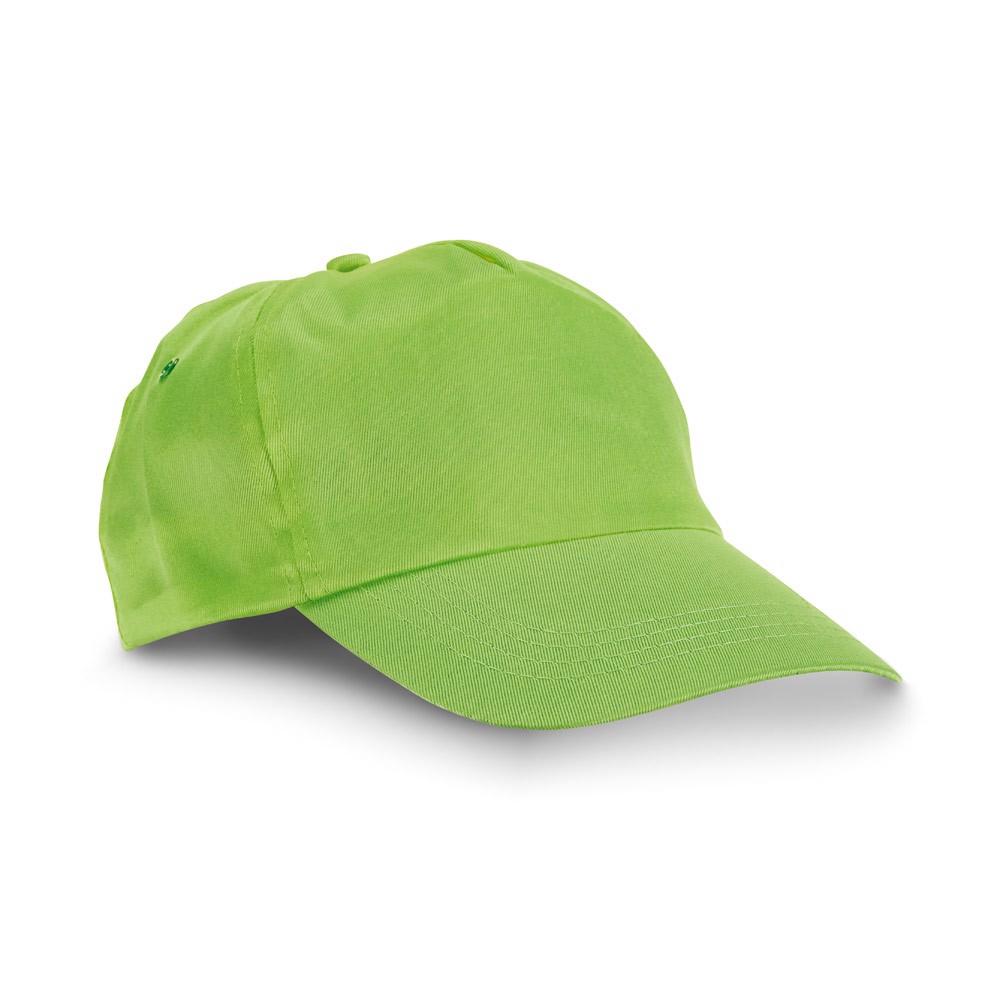 CHILKA. Kšiltovka pro děti - Světle Zelená