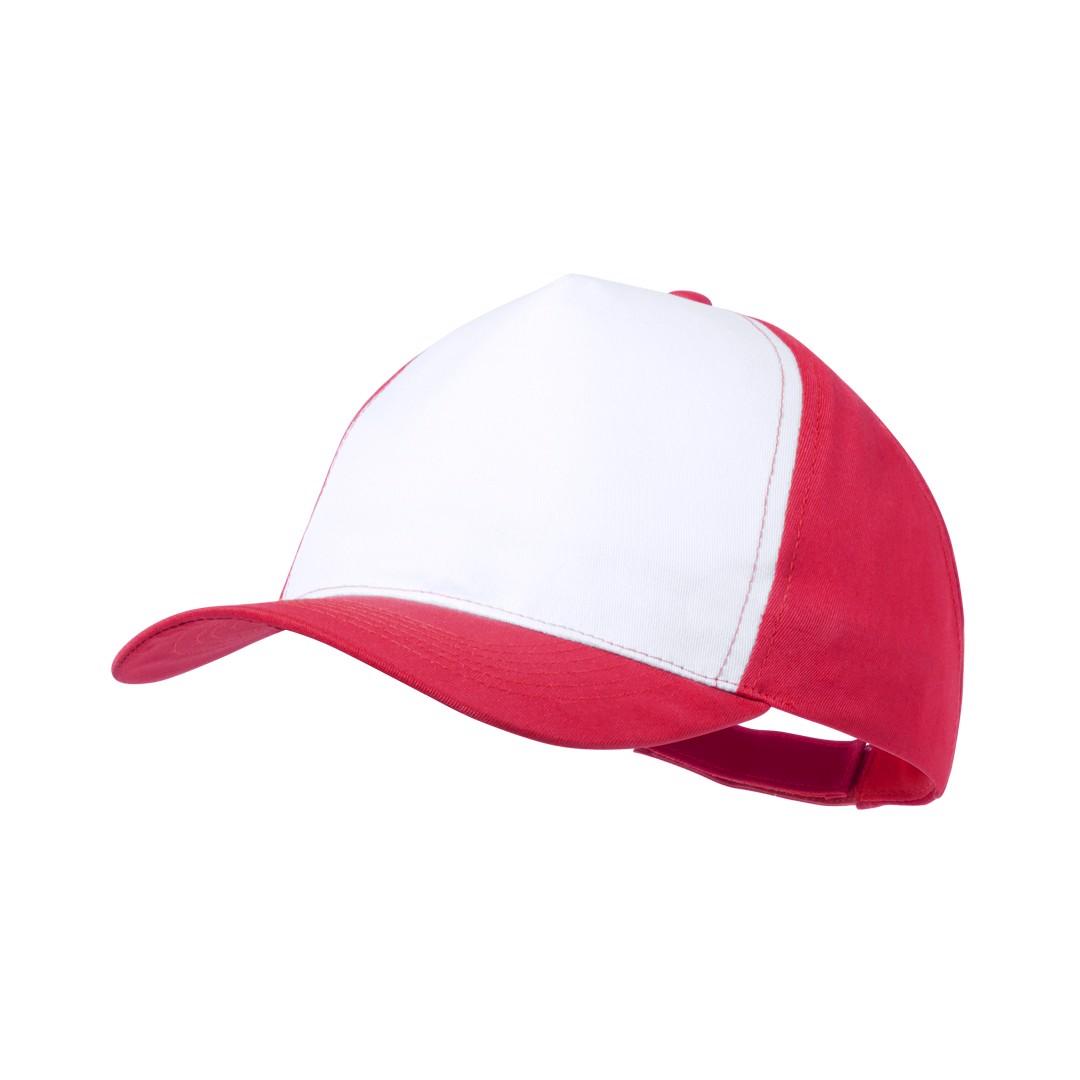 Gorra Sodel - Rojo