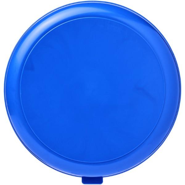 Kulatý plastový box na těstoviny Miku - Modrá