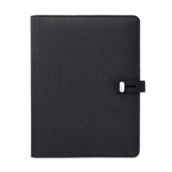 A5 folder w/ wireless charger Smartnote