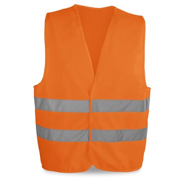 YELLOWSTONE. Warnweste - Orange