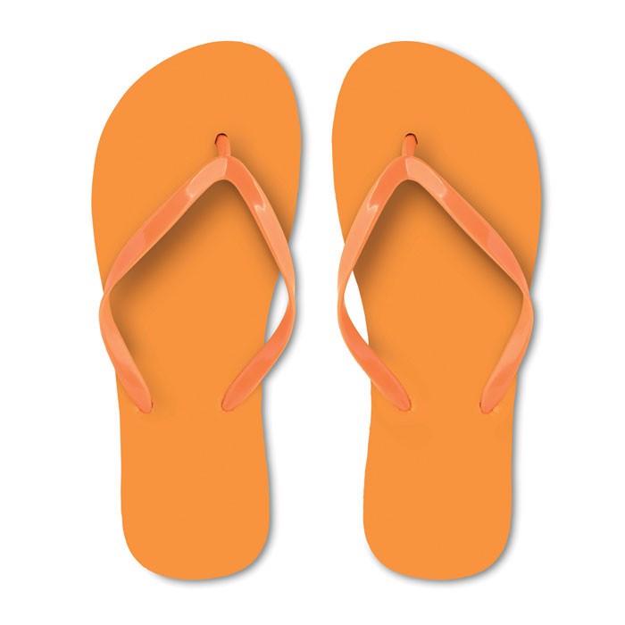 PE pláž papuče Honolulu - orange / L