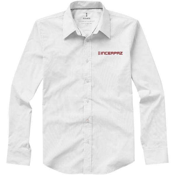 Košile Hamilton - Bílá / XS