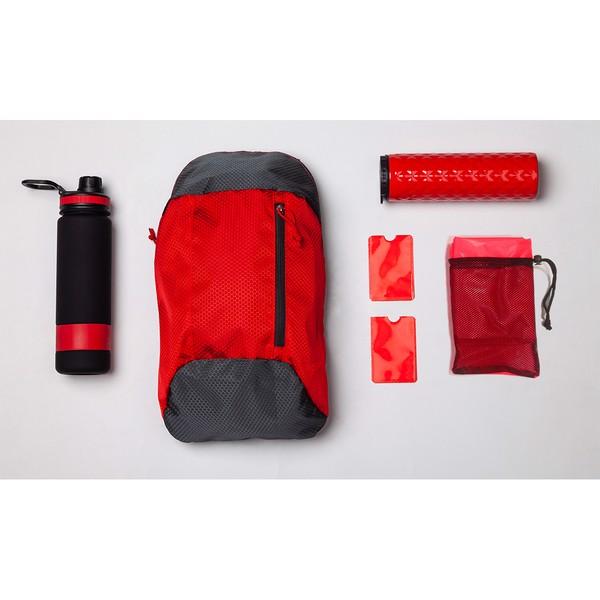 Plecak Valdez - Czerwony