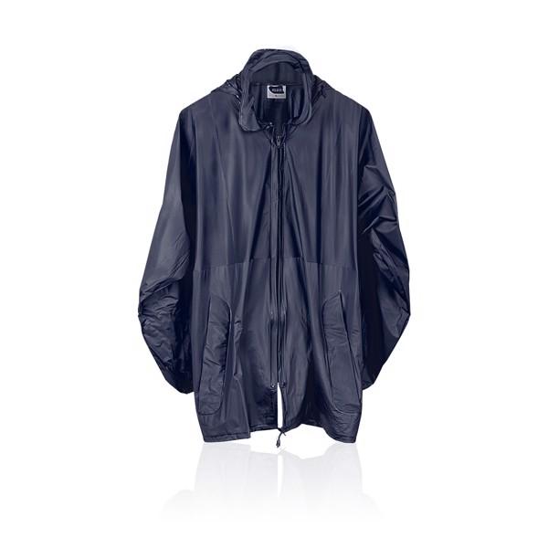Raincoat Hips - Navy Blue / M/L