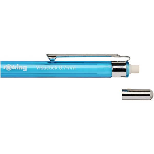 Visuclick mechanical pencil (0.7mm) - Light blue