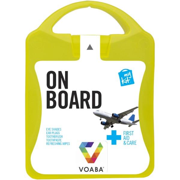 MyKit On Board Travel Set - Yellow