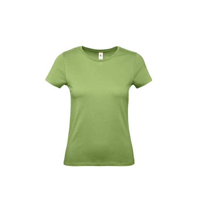 T-shirt female 145 g/m² #E150 /Women T-Shirt - Pistachio / XXL
