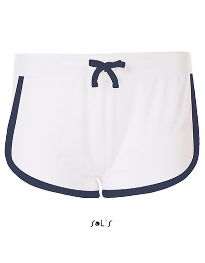 Janeiro Short - White / Black / XL/XXL