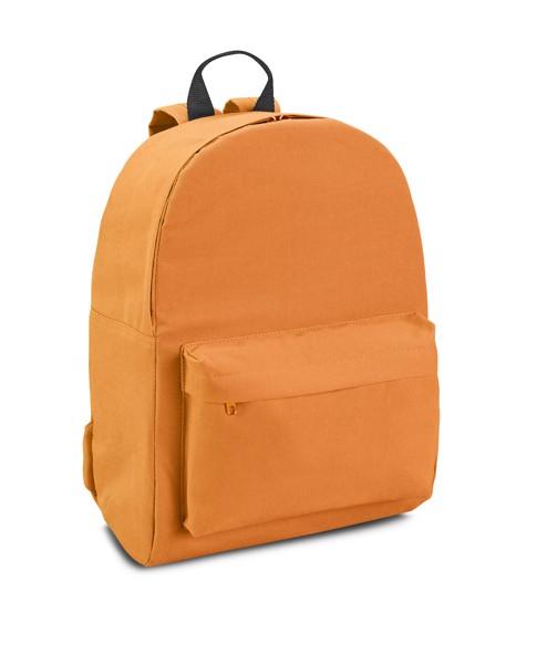 BERNA. Backpack in 600D - Orange