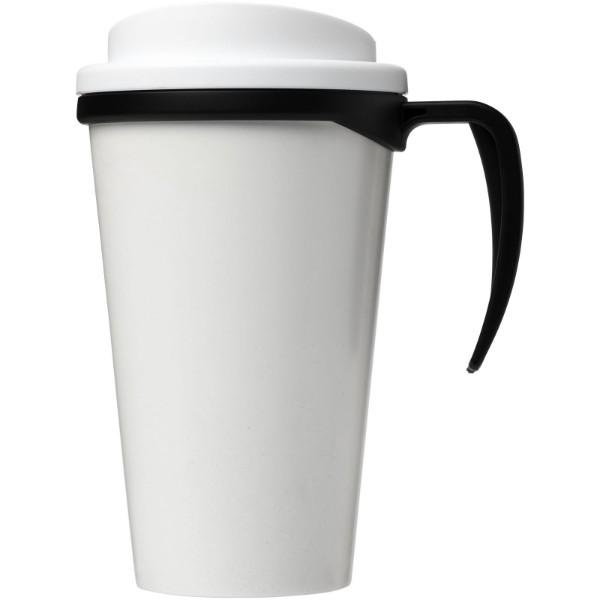 Termo hrnek Brite-Americano® grande 350 ml - Černá / Bílá